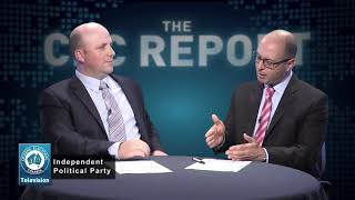 25 April 2019 (Part 2) - The CEC Report - John Adams: Australian politics is corrupt and broken!