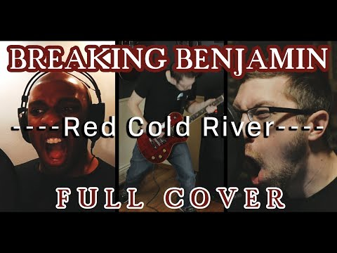 Breaking Benjamin - Red Cold River FULL COVER Feat. PotentialXero