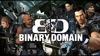 [PS3] Binary Domain *Max Credits+All Nanomachines Unlocked Save*