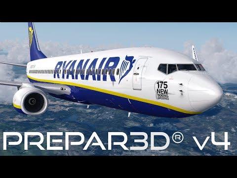 Prepar3D V4.2 | Takeoff from Sofia Airport | LBSF | PMDG 737-800NGX WL | P3D