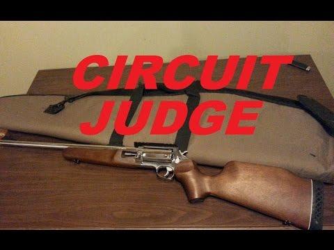 Taurus Rossi Circuit Judge 45/410: The Most Versatile and Best Survival Gun