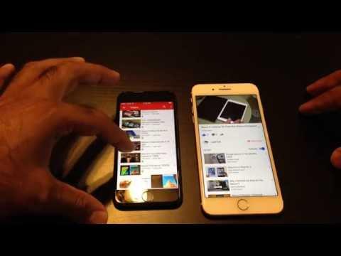 iPhone 7 vs iPhone 7Plus Speaker Comparison