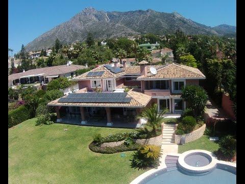 Villa for sale in Rocio de Nagüeles, Marbella, Costa del Sol