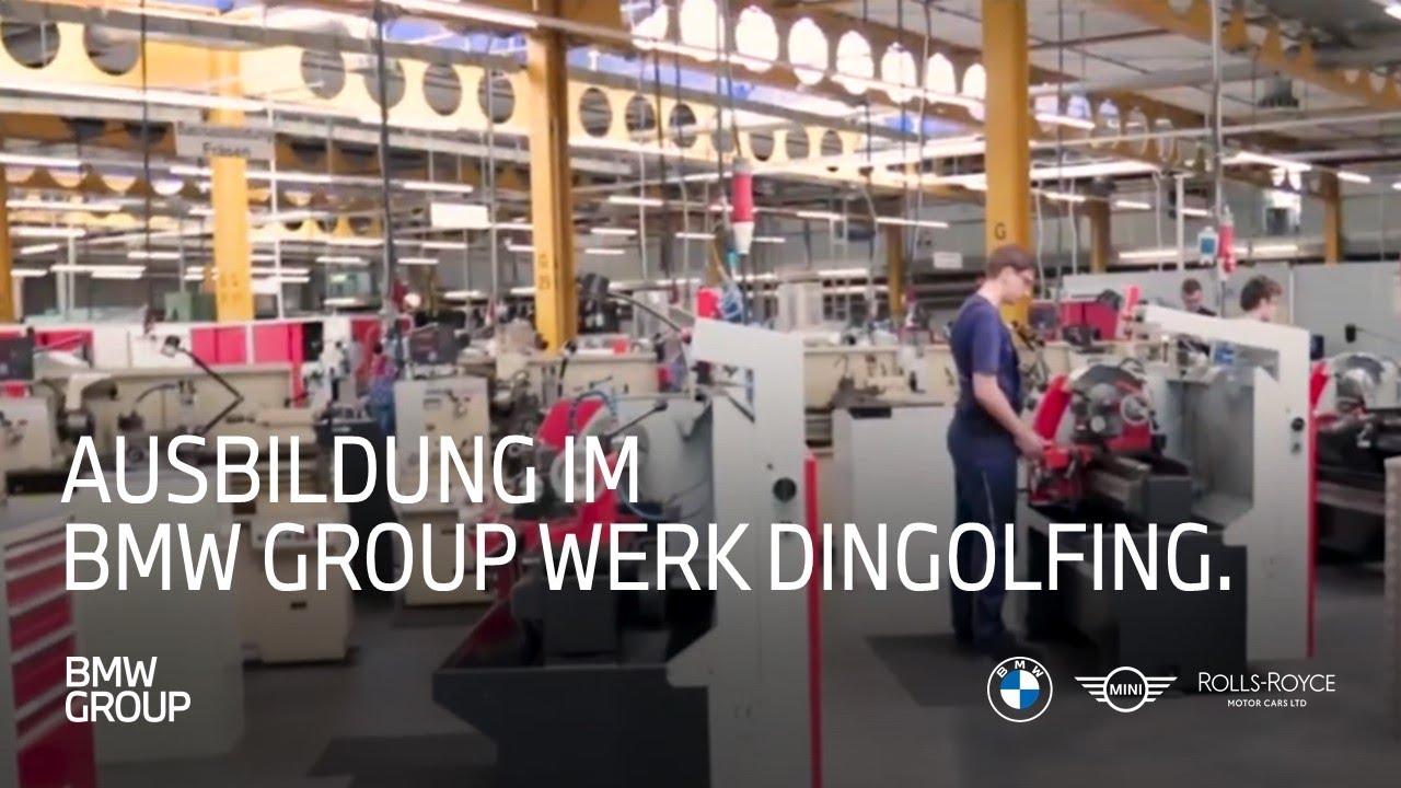 Bmw Group Karriere Schuler Ausbildungs Und 8