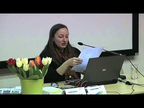 prof. dr. Carmen Mörsch, Univerzi za umetnost Zürich
