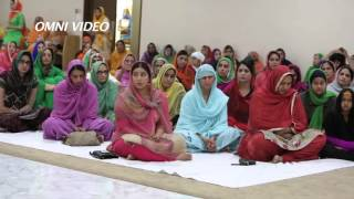 Bhai Sarbjit Singh Dhunda at Gurdwara Singh Sabha of Tulare County, Visalia Part 1 of 2