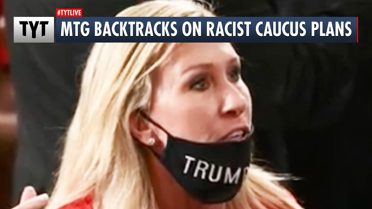Marjorie Taylor Greene, who made racist videos, wins GOP