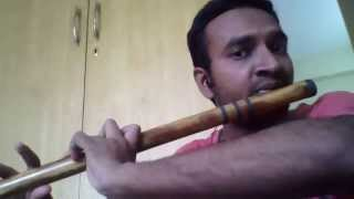 Indian National Anthem on Flute - sidflutist