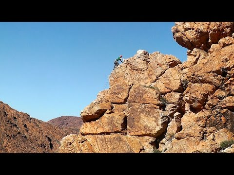 Anti-Atlas - Morocco Rock Climbing