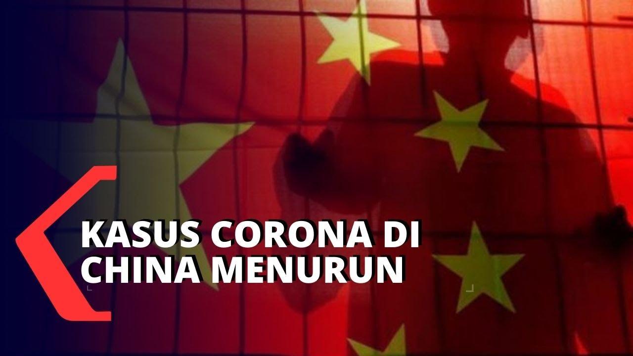 Kabar Baik Kasus Infeksi Virus Corona Di China Menurun Youtube
