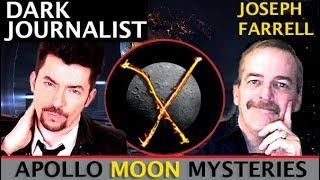 DARK JOURNALIST & DR. JOSEPH FARRELL APOLLO MOON NAZI BELL & ANTARCTICA MYSTERIES!