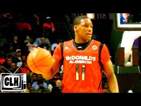 Demetrius Jackson 2013 McDonald