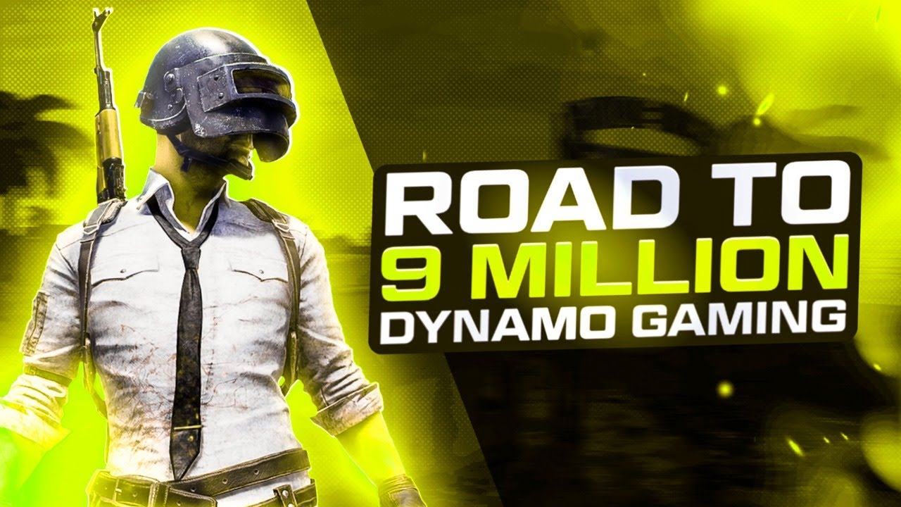 PUBG MOBILE LIVE WITH DYNAMO GAMING | SUBSCRIBER & SPONSORS GAMES | SUBSCRIBE & JOIN ME