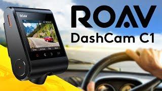 كاميرا السيارة Roav DashCam C1 من Anker