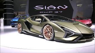 Lamborghini Scian: o mais potente da história, inspirado no Countach - www.car.blog.br