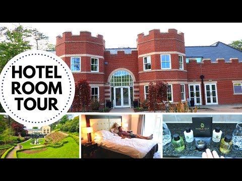 HOTEL ROOM TOUR | RAITHWAITE ESTATE HOTEL WHITBY | THE LODGE GUYS