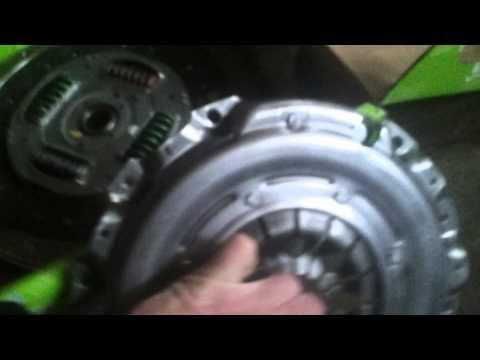Ford Focus 2 замена двухмассового маховика