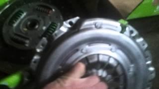Ford Focus 2 замена двухмассового маховика(, 2015-09-12T15:12:24.000Z)