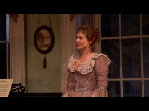 The Little Foxes: A Scene from the Blue Company