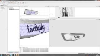 Как сделать Альфу текстуру. Видеоурок от d1x.