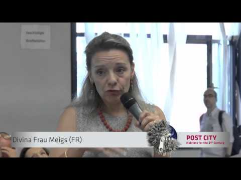 POST CITY Symposium II: Connecting Cities – Connecting Citizens / Divina Frau-Meigs (FR)