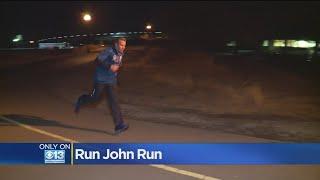 Sacramento Man With Autism Steps Away From Qualifying For Boston Marathon