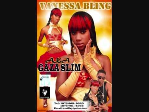 Vybz Kartel & Vanessa Bling aka Gaza Slim   One Man {Gaza   FEB 2010} AdidjahiemNotnice Prod