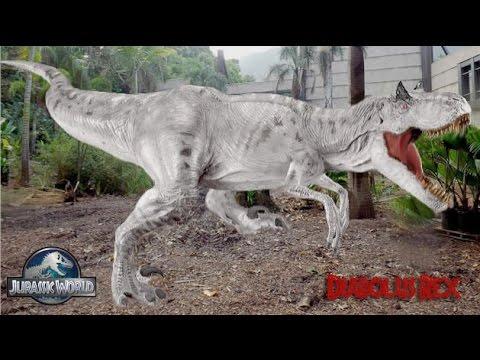 Jurassic World Diabolus Rex Discussion - YouTube