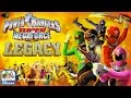 Power Rangers Super Megaforce: Legacy - Armada Mines & Frozen Foothold (Nickelodeon Games)