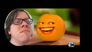 Noy2222 Review The High Fructose Adventures of Annoying Orange