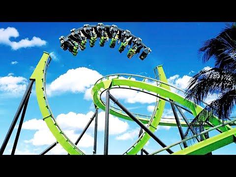 A Legbrutálisabb Vidámparki Játékok, Amit Soha Nem Akarsz Majd Kipróbálni!!! thumbnail