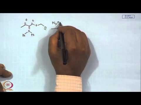 Mod-30 Lec-34 Furan Synthesis