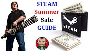 Steam Summer Sale 2018 | Tips & Tricks { How to get the best out of the sales }