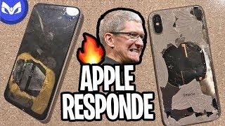 iPhone X EXPLOTA POR ALGO CURIOSO