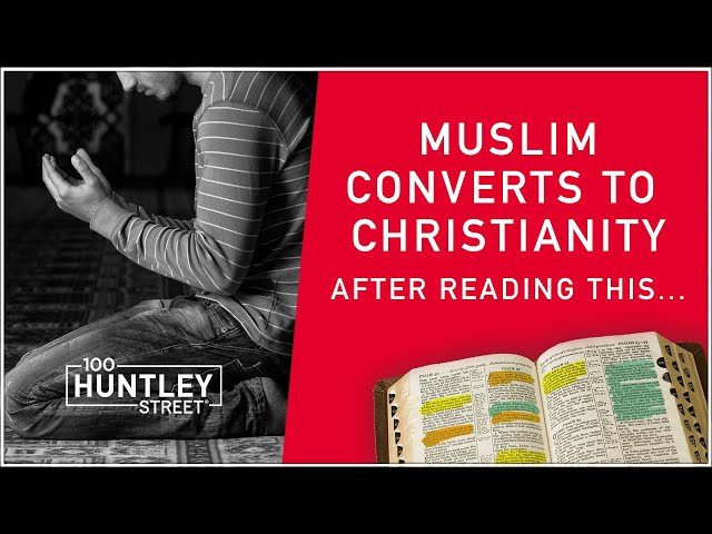 Muslim converts to Christianity after reading this Bible Verse.... Abdu Murray's Testimony