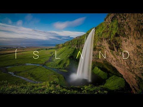 ÍSLAND | A 4K Drone in Iceland