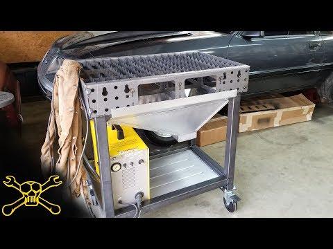 Custom Sheet Metal on the Plasma Table | Plasma Cart
