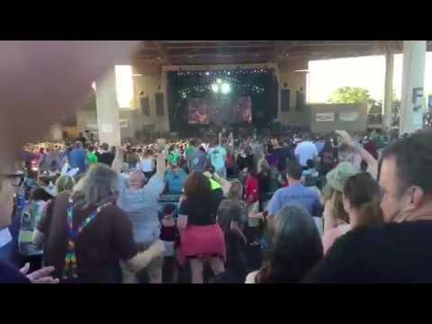 Grateful Dead in 3D Audio : Harrison College Lawn at Klipsch Music Center June 17th, 2016