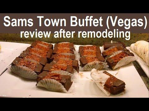 Budget Buffets Vegas: The New Sams Town Buffet - affordable, big, but... from top-buffet.com