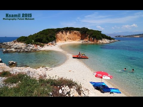 Ksamil Beach 2015 (HD) - Ishujt e Ksamilit - Albania