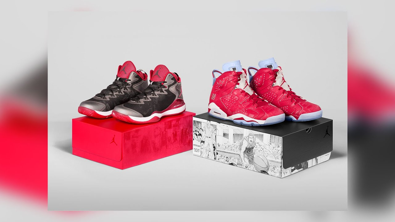 95702f4c385675 Jordan Brand x Slam Dunk  Everything You Need to Know - YouTube