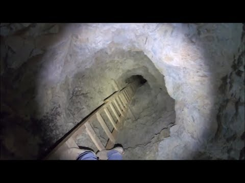 #149 A 300 Ft Ladder Leads To A Modern Gold Mine!