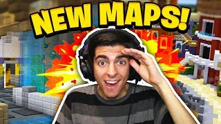 My first reaction to the NEW Minecraft Murder Mystery UPDATE!