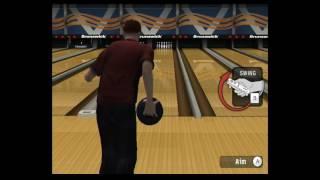 Brunswick Pro Bowling Career Week 1 League Night 1 Vs Molly Vargas