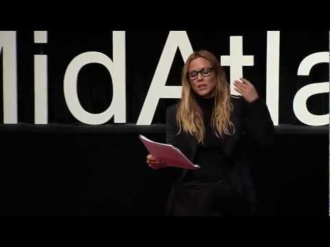 Why We Must Empower Women Around the World: Maria Bello at TEDxMidAtlantic