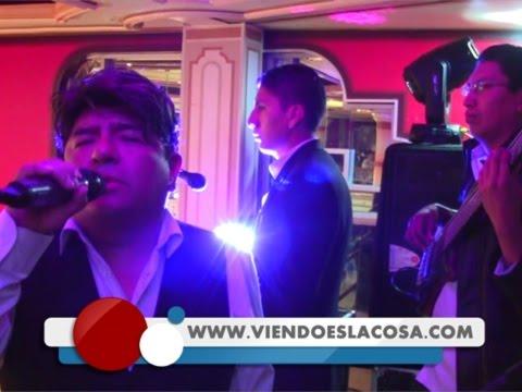 VIDEO: TRIPLE X - Dejame Un Beso - En Vivo - WWW.VIENDOESLACOSA.COM - Cumbia 2015