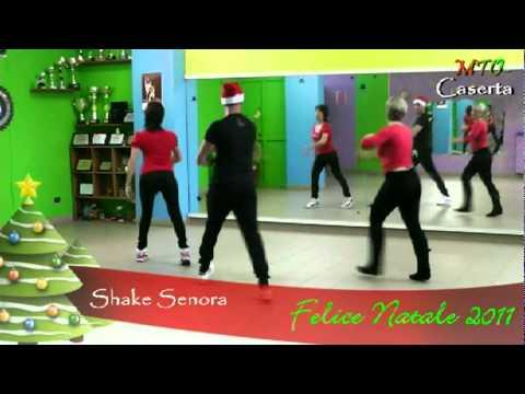 Shake Senora - MTO-Caserta - Bonus
