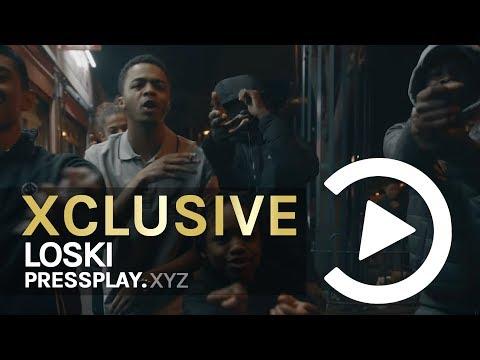 Loski - Intro (Music Video) #CallMeLoose @Drilloski_Hs | Pressplay