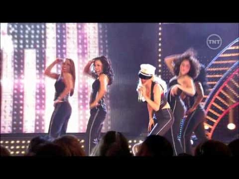 Candyman - Christina Aguilera Live (Original HD) + Letra