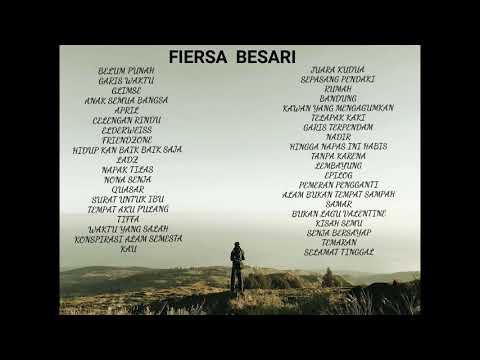 FULL ALBUM FIERSA BESARI